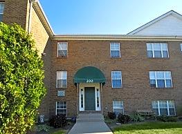 Augusta Square Apartments In Fairfield Ohio