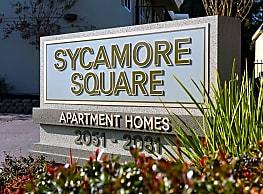 Sycamore Square - Rancho Cordova