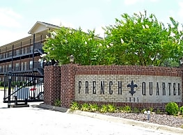 French Quarter Apartments - Tuscaloosa