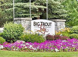 Big Trout Lodge - Liberty Lake