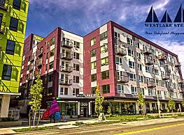Westlake Steps & Marina SLU - Seattle
