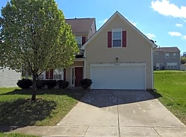This 4 bed and 2.5 bath home has 2,120 square feet - Charlotte