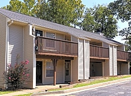 Forrest Brook Apartments and Townhomes - Fort Smith