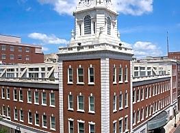 Temple Square - New Haven