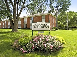 Colonial Gardens & Cherbourg Apartments - Overland Park