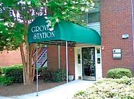 Grove Station - Greenville