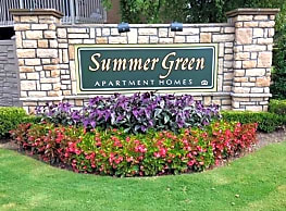 Summer Green Apartments - Greenville
