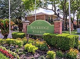 Rockridge Station - Houston