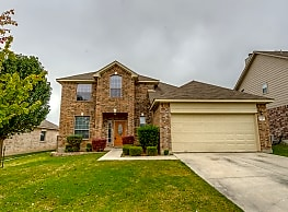 Spacious home located on a quiet cul-de-sac - New Braunfels