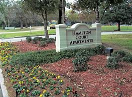 Hampton Court - Baton Rouge