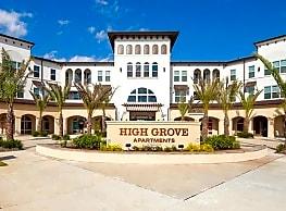 The High Grove - Baton Rouge