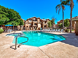Villas on Apache ASU Off Campus Housing (By-the-Bed Pricing) - Tempe