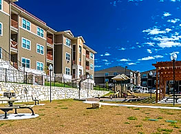 Sansom Ridge Apartments - Fort Worth