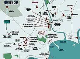 Hilltop Apartments - Santa Cruz