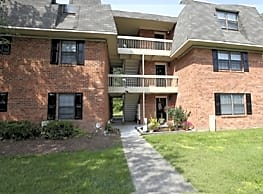 The Brittany Apartments - Burlington