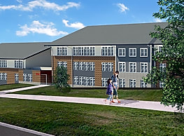 Crestwood Ridge Apartments - Cedar Rapids