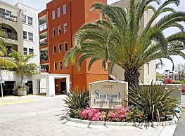 Seaport Homes Luxury Condos & Townhouses - San Pedro