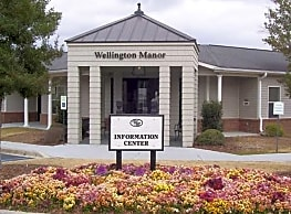 Wellington Manor - Alabaster