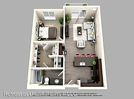 Retreat Apartments & Townhomes at Urban Plains - Fargo