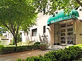 York Apartments, The - Washington