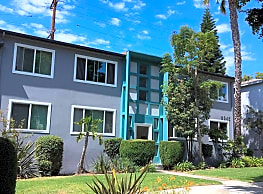 Ladera Townhouse Apartments - Los Angeles