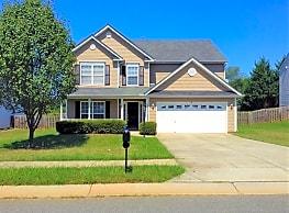 This 3 bedroom, 2.5 bath home has 2381 square feet - Mooresville
