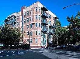 Collins Circle - Portland