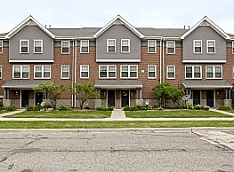 Palmer Court Townhomes - Detroit