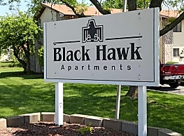 Black Hawk Apartments - Fort Wayne