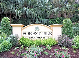 Forest Isle Apartments - New Orleans