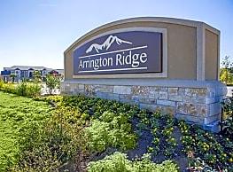 Arrington Ridge - Round Rock
