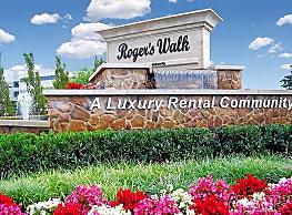 Roger's Walk - Mount Laurel