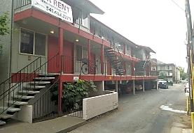 Alderstreet Quad Shared Living, Eugene, OR