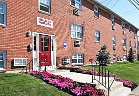 Holmes Garden Apartments, Holmes, PA