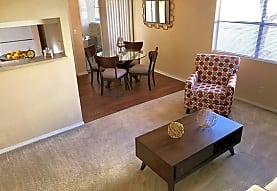 Santa Fe Place Apartments - El Paso, TX 79912
