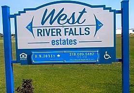West River Falls, Thief River Falls, MN