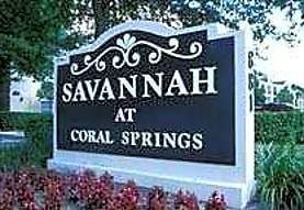 Savannah At Coral Springs, Coral Springs, FL