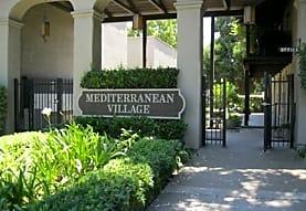 Mediterranean Village, Sacramento, CA
