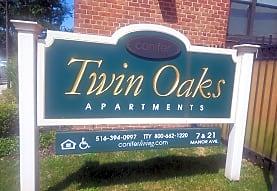Twin Oaks Apartments, Hempstead, NY