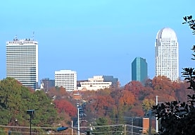 Ardmore Terrace and Cloverdale, Winston-Salem, NC