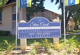 Staci Court Apartments, Redlands, CA