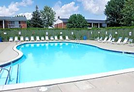 Fountain Park South, Southgate, MI