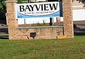 Bay View senior Apartments, Center City, MN