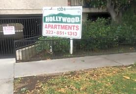 Hollywood Apartments, Los Angeles, CA