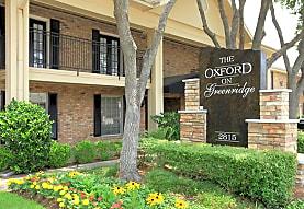 The Oxford on Greenridge, Houston, TX