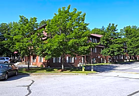 Croteau Court, Manchester, NH
