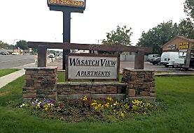 Wasatch View Apartments, Midvale, UT
