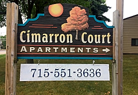 Cimarron Court Apartments, Oshkosh, WI
