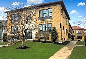 Campion Hall Apartments, Buffalo, NY