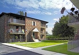 Edgewater Apartments, Prospect Park, PA